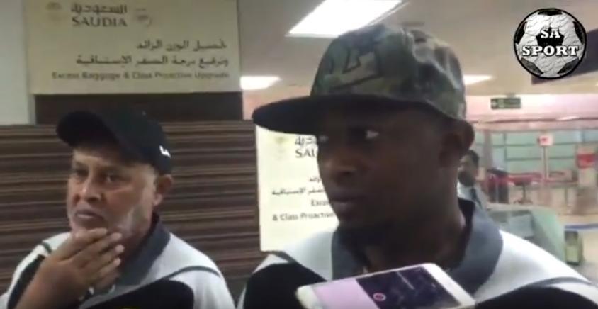 بالفيديو..حديث اسامة المولد مدير الكرة بنادي الاتحاد عن مواجهة الفيحاء