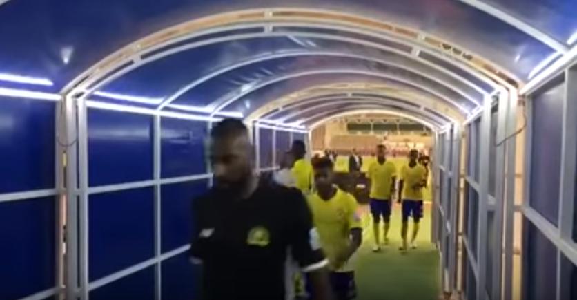 بالفيديو..حسرة لاعبي النصر بعد التعادل في الثواني الأخيرة من أمام الاتفاق