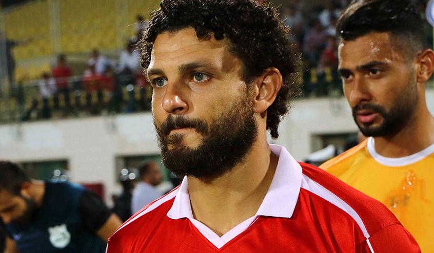 الأهلي المصري يعلن قراره النهائي بشأن رحيل غالي للنصر