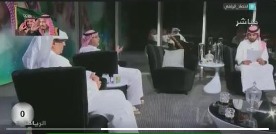 بالفيديو..سعود الصرامي: النادي الاهلي لعب 4 مباريات الى الان من سيء الى اسوء