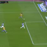 بالفيديو ..أهداف مباراة فالنسيا ( 3 – 2 ) ريال سوسيداد الدوري الاسباني