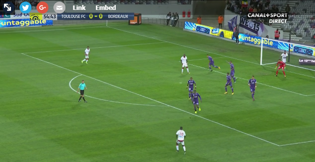 بالفيديو..شاهد ملخص مباراة تولوز (0-1) بوردو في الدوري الفرنسي