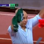 """بالفيديو.. حسام حسن يستفز جماهير الزمالك.. ومرتضى منصور يعلق:""""قلة أدب"""""""
