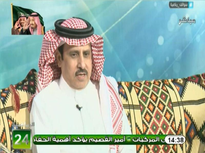 بالفيديو.. أحمد الشمراني: مشكلة النادي الاهلي قلب الدفاع