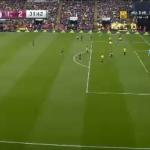 بالفيديو.. مانشستر سيتي يكتسح واتفورد 6-0 وينفرد بصدارة الدوري الإنجليزي