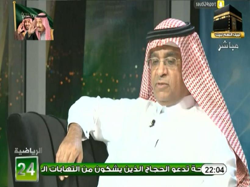 شاهد ..سعود الصرامي: المركز الثالث سيكون مضمون للمنتخب السعودي بنسبة مليون %