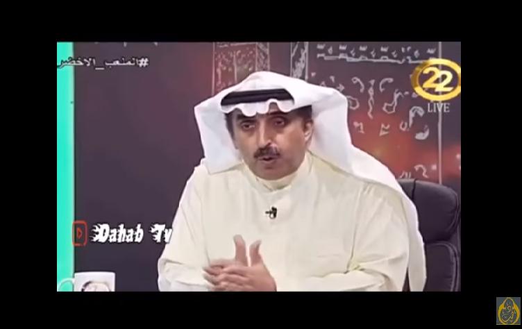 بالفيديو.. شاهد تعليق خالد الغانم بعد تعادل النصر مع الأهلي!