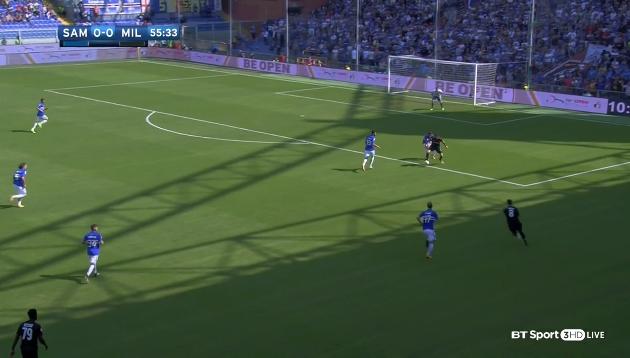 بالفيديو.. سامبدوريا يعبر ميلان بهدفين ويتقدّم في ترتيب الدوري الإيطالي
