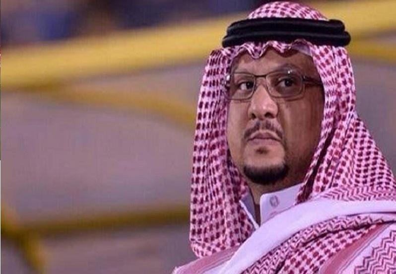 الأمير فيصل بن تركي يرد بتغريدة نارية على رئيس نادٍ قطري