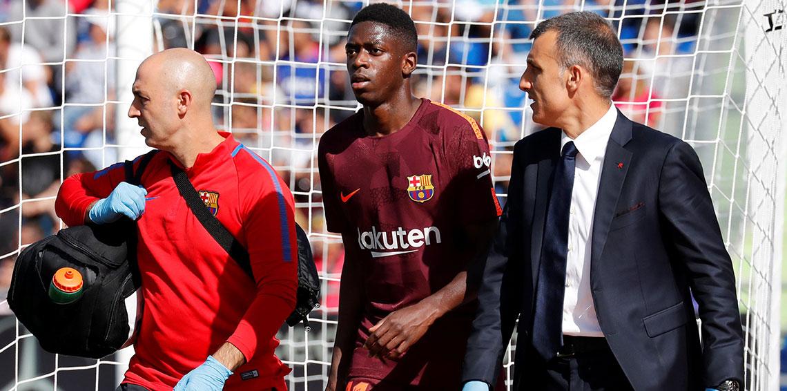 برشلونة دفع 145 مليون يورو مقابل لاعب سيغيب نصف الموسم!