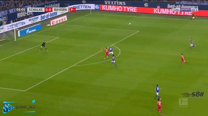 فيديو ..أهداف مباراة شالكه (0-3) بايرن ميونخ في الدوري الألماني