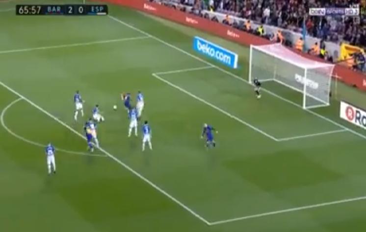 بالفيديو.. برشلونة يكتسح اسبانيول بخماسية نظيفة في الدوري الاسباني