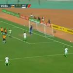 بالفيديو: منتخب زامبيا يسحق الجزائر بثلاث أهداف  ويحرمه من التأهل لنهائيات كأس العالم 2018