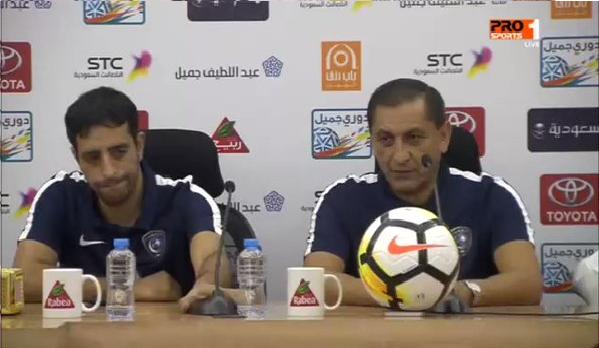 بالفيديو.. تعليق مدرب الهلال دياز بعد الفوز بصعوبة على أحد