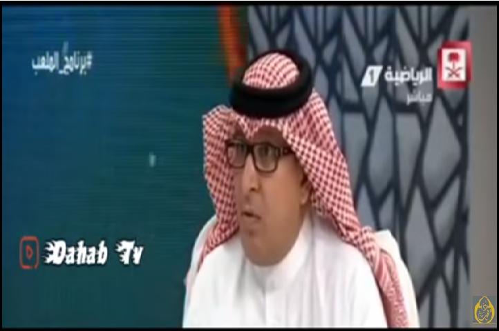 بالفيديو.. فياض الشمري ينفعل بعد إلغاء نتائج لجنة توثيق البطولات