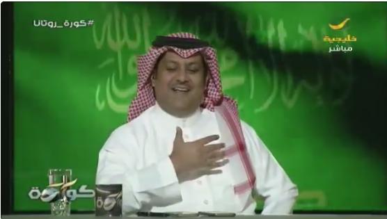 بالفيديو..تركي العجمة يرد على واحد يقول عنه مطبل