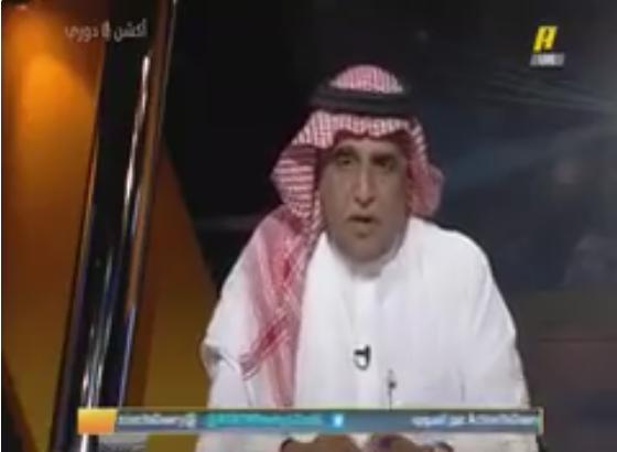 بالفيديو..فودة: مدافع التعاون لم يسيطر على جسمه