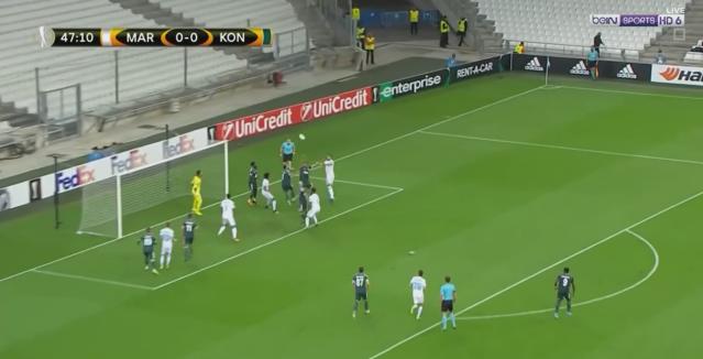 بالفيديو..أهداف مباراة مارسيليا (1-0) قونيا سبور في الدوري الأوروبي