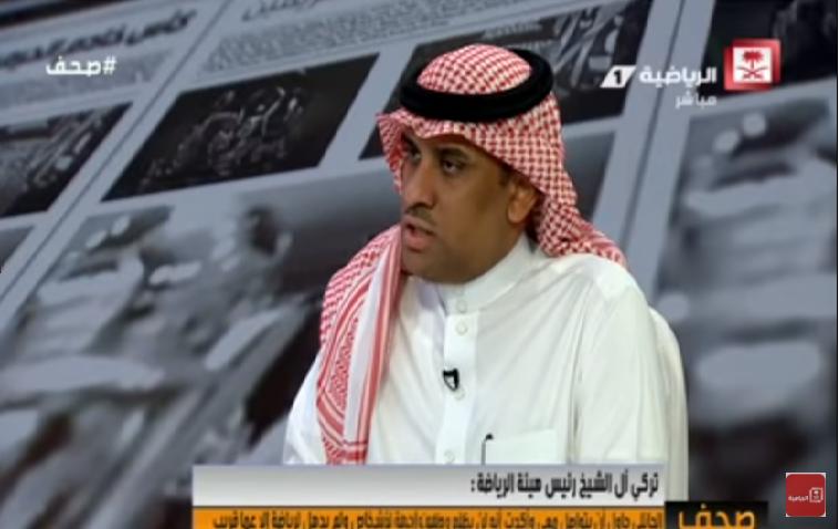 بالفيديو.. أسامة النعيمة : هذه هي ميزة تركي آل الشيخ!