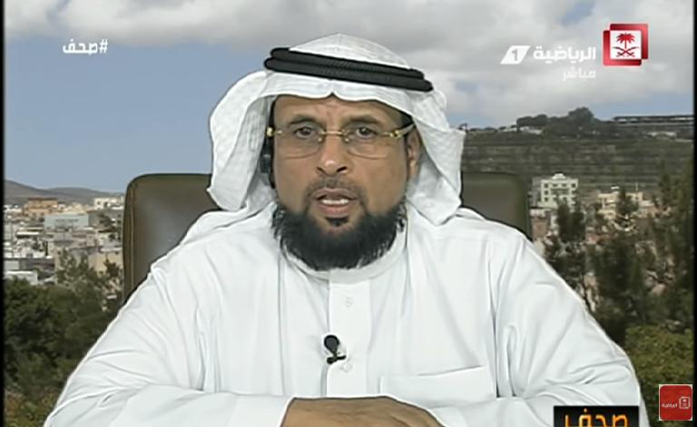 بالفيديو.. صالح الحمادي: ما يحدث في الإتحاد عبثي وإهدار للمال العام