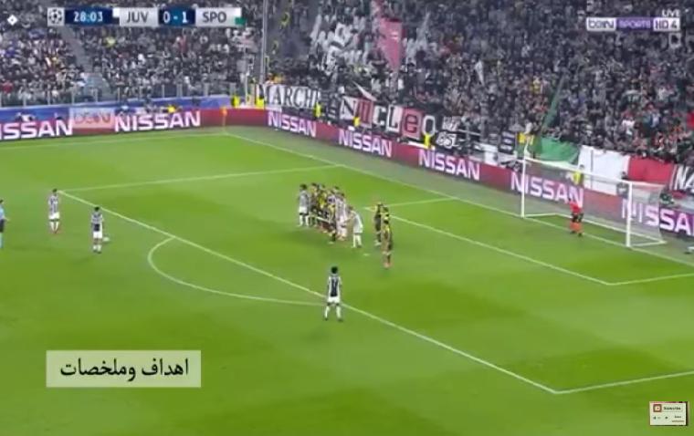 بالفيديو.. أهداف مباراة يوفنتوس ولشبونة 2-1 في دوري أبطال أوروبا
