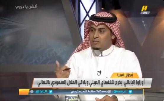 بالفيديو.. سلطان اللحياني : الهلال استعد لهذا النهائي من موسمين