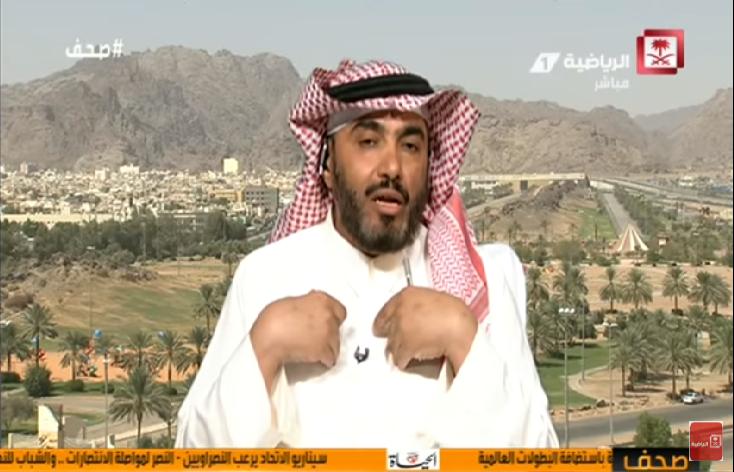 بالفيديو.. يوسف الصلحاني : إذا كان هناك من يغلي فهو النصر ويحتاج من ينتشله