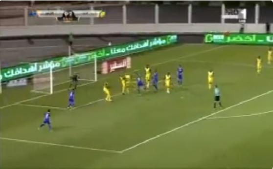 بالفيديو.. السهلاوي يسجل هدف النصر الأول في مرمى أحد