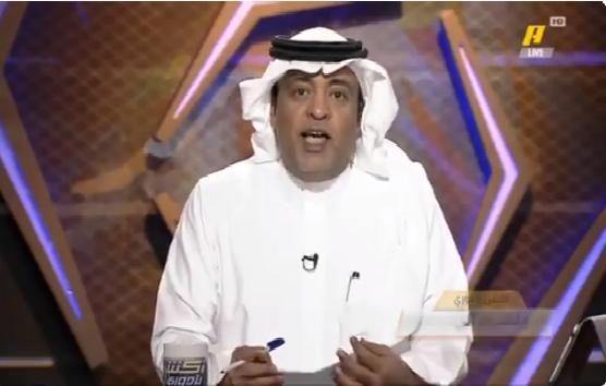 """بالفيديو.. وليد الفراج تعليقاً على مباريات اليوم """"يوم أبو نقطة"""" !"""