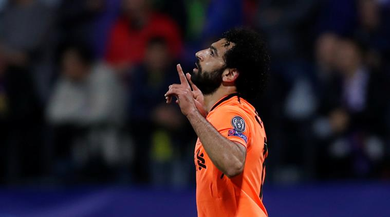 بفارق كبير عن ميسي ورونالدو.. صلاح أفضل لاعب في الجولة الثالثة من دوري أبطال أوروبا (صورة)