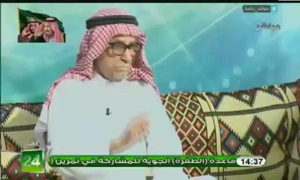 بالفيديو.. عدنان جستنيه للـسماري :انتم سبب نكبة الهلال والاخير يرد!