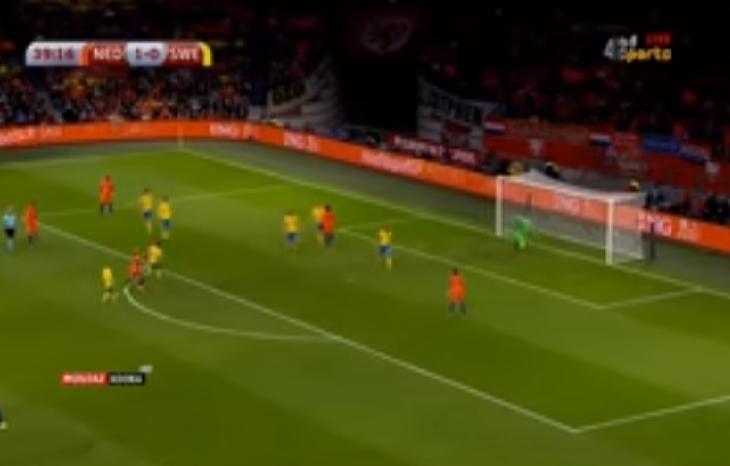بالفيديو…أهداف مباراة هولندا والسويد المثيرة (2-0)