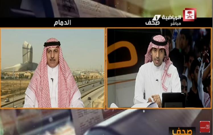 بالفيديو.. شاهد كيف وصف خليفة الملحم الإتحاد أمام الأهلي؟!