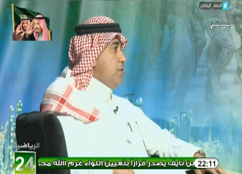 بالفيديو.. محمد الغامدي: تطبيق فكرة المواليد على الالعاب المختلفة مثلما طبقت على كرة القدم