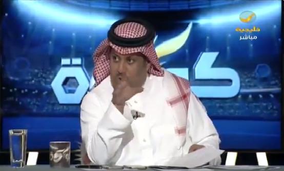 بالفيديو.. تركي العجمة : غدا تتكشف الأمور، وتصبح النظرة لأحمد الفهد  اكثر سوادا