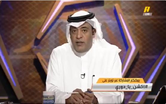 بالفيديو.. وليد الفراج: الهلال سيهبط بنهائي دوري أبطال آسيا .. فالكم 5 غدا