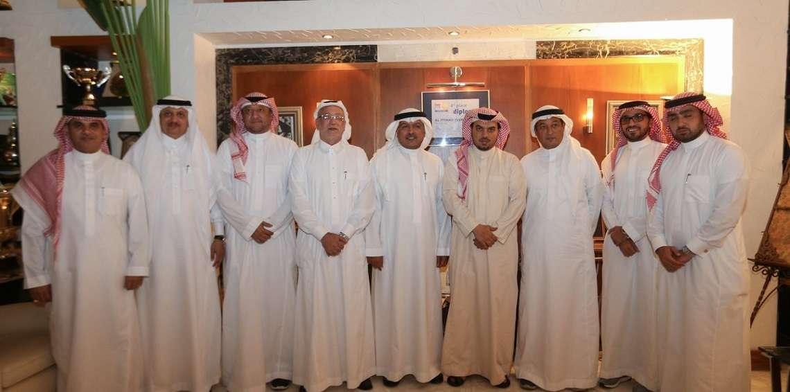 """رسميًا.. تشكيل مجلس إدارة جديد لنادي الاتحاد السعودي """"صور"""""""