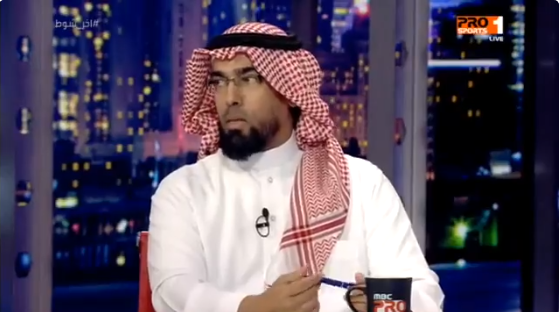 بالفيديو..دباس الدوسري: عبدالله البرقان قادر بطريقته على تقديم أدلة توضح موقفه.
