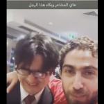 بالفيديو.. ياباني يبكي بحرقة ويشجع منتخب سوريا لهذا السبب!