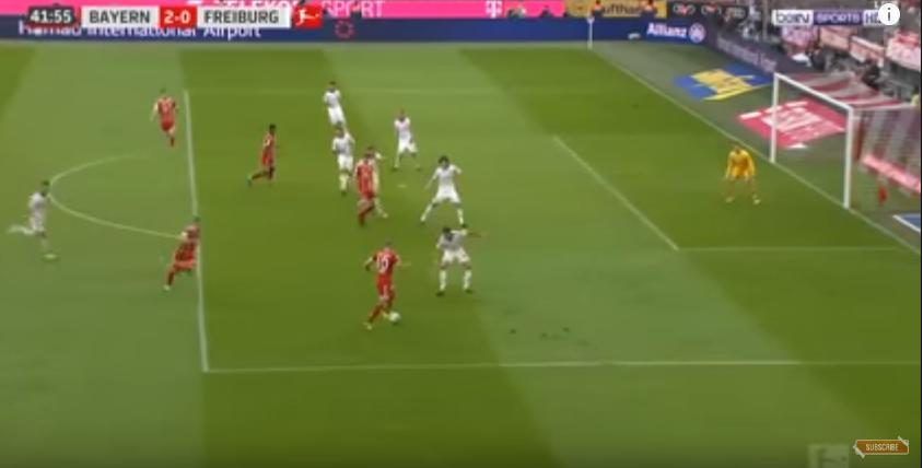 بالفيديو..البايرن يكتسح فرايبورغ بخماسية فى الدوري الألماني