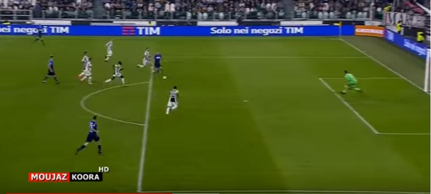 بالفيديو..يوفنتوس يسقط أمام لاتسيو في الدوري الإيطالي