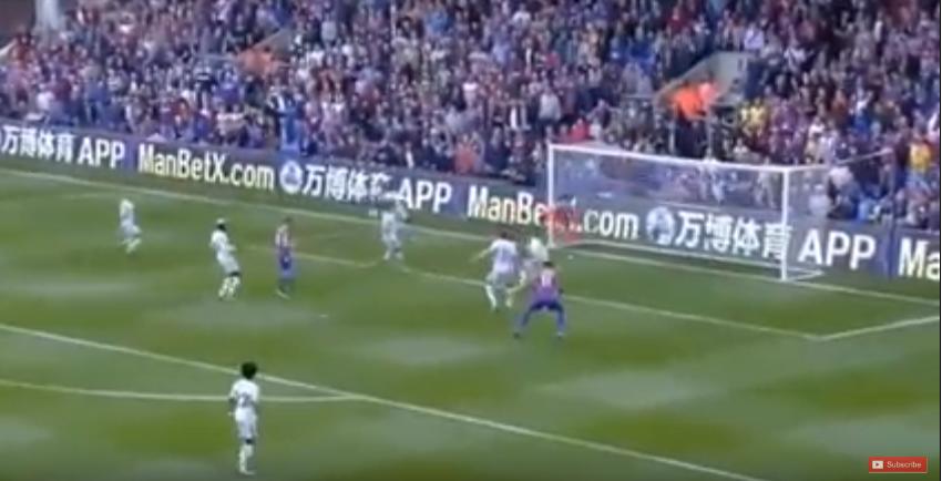 بالفيديو.. تشيلسى يسقط بثنائية أمام كريستال بالاس في الدوري الإنجليزي