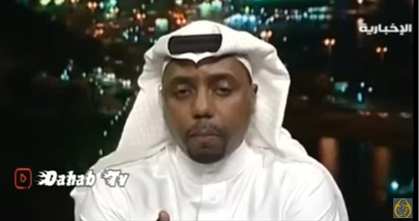 بالفيديو..الزهراني يهاجم ماجد المرزوقي بعد وصفه مشجعي الأهلي بالطحـالـب والكـــلاب