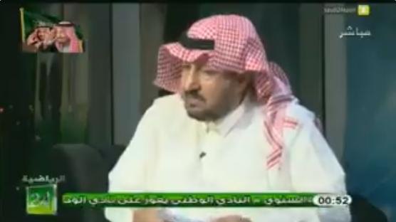 بالفيديو..عبدالمحسن الجحلان:تحملوا يا ساسة قطر ما يحدث في الرياضة و السياسة و الاقتصاد
