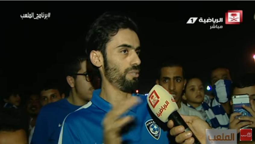 بالفيديو..ردود فعل الجماهير بعد مباراة الهلال والباطن