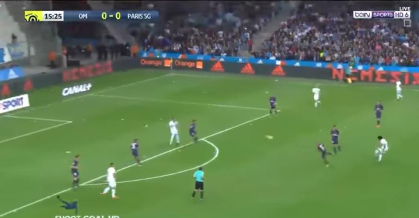 شاهد..أهداف مباراة مارسيليا وباريس سان جيرمان فى الدوري الفرنسي