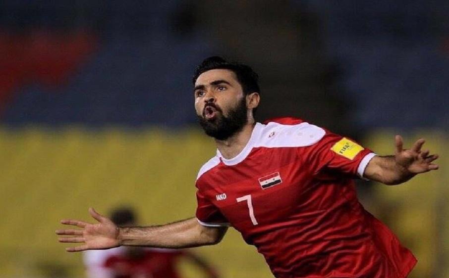 هل تعمد عمر خريبين الغياب عن مباراة سوريا وأستراليا من أجل الهلال؟