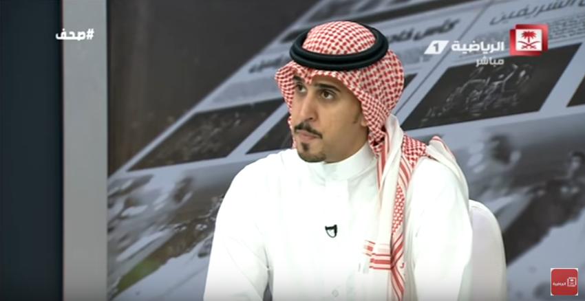 بالفيديو..أحمد المسعود : نادي الشباب تضرر من قرارات سابقة و تم منعنا من التسجيل لهذا السبب!