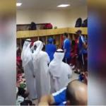 شاهد.. طريقة مارادونا لتحفيز لاعبي الفجيرة الإماراتي