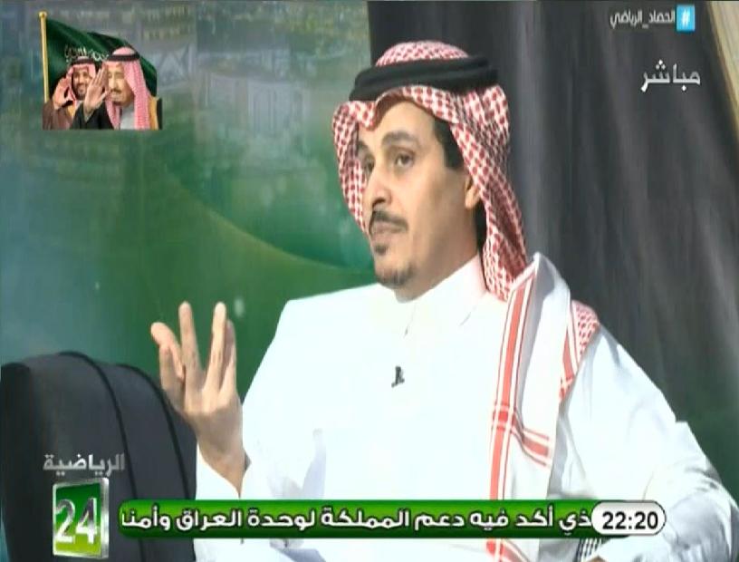 بالفيديو.. طارق النوفل: يجب ان ننصف الهلال لهذا السبب!